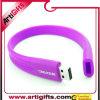 Bracelet d'impression de silicones avec l'USB