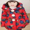Пальто зимы 2016 детей OEM нового способа водоустойчивое теплое