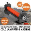 el manual de los 29.5in 750m m lamina la máquina que lamina de la película de la foto del vinilo del laminador