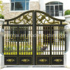 Jardim Fence Gate de Aluminum Security do metal para Villa