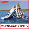 PVC Inflatable Water Slide Inflatable Floating Slide di alta qualità su Water (J-acqua toys-01)