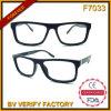 F7033 최고 형식 사각은 명확한 렌즈 색안경을 짜맞춘다