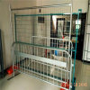 Powder Coated Temporary Fence for Road