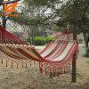 Mayaart-handgemachte eingesäumte im Freienhängematten-Netze