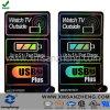 Стикер USB Adhesive Hologram с Pet Material (SZXY017)