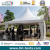 FlooringのWedding Party Tentのための5X5m Promotional Pagoda Tent