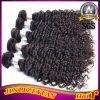 Человеческие волосы выдвижения человеческих волос/волос глубокой волны перуанские