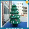 Árbol inflable de la venta de la decoración caliente de la Navidad