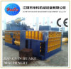 Round Bale를 위한 Y81-160 Hydraulic Metal Baler