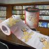 Животный поставщик оптовой продажи салфетки печати