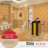 Foshan a poli la tuile d'or pour la cuisine et la salle de bains Decoration300*300