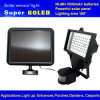 60 LED Motion Sensor Security Light per Entrances, Porches, giardini, Carports