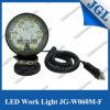 18W del trabajo del LED lámpara 12V de la motocicleta del barco SUV ATV