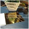 201 precio Titanium de 304 espejos por el kilogramo de la hoja de acero de Hermes del surtidor de China