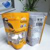 Drucken-Fastfood- Nahrungsmittelverpackungs-Beutel mit Reißverschluss