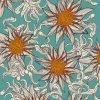 Impression 0909 de Digitals de tissu en soie de mode