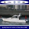 Aluminiumfisher-Boot von 1265