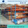 Shelving металла хранения вешалки 50mm регулируемый промышленный