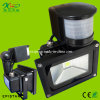 IP66 10W Sensor LED Flood Fitting (ST-PLS-GY-10W)