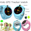 Самый новый вахта отслежывателя GPS малышей с функцией Sos (D14)