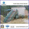 Máquina de embalaje Hfst8-10 del tallo horizontal del maíz de Hellobaler