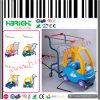 Kids di plastica Shopping Cart per Supermarket