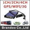 4チャネルD1 Mobile DVR、Support 3GおよびGPS、Model Bd301 From Brandoo