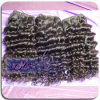 Mongolian de calidad superior Kinky Curly Virgin Human Hair para Cheap