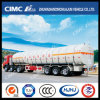 熱いSale Cimc Huajun 3axle Edible Oil Tanker