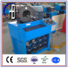 보편적인 신속 변경 공구 PLC 호스 주름을 잡는 기계