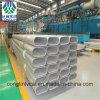 Aluminium verdrängte ovale Rohre