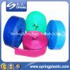 Boyau flexible de PVC Layflat de l'eau de pression avec le prix concurrentiel