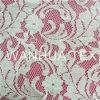 Laço pequeno da tela de algodão da flor (6025)
