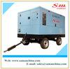 Compresor de aire portable diesel del tornillo de la marca de fábrica del superventas