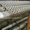 filtre pour puits de l'eau de trous de 5mm Rould/pipes de Preforated