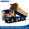 De hoogste Kipper van de Vrachtwagen 380HP van China van het Merk 31t Op zwaar werk berekende 8*4