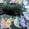 Moon 6m 30LED Solar Christmas String Light