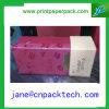 Rectángulo de regalo de empaquetado de encargo del papel de imprenta