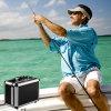 7  TFT LCD HD 600TVは水中魚のカメラの魚のファインダーを並べる