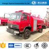 Dongfeng 4*2の水漕の消火活動のトラックの価格