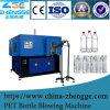 2 Ventil-Zylinder-Ventil-Plastikflasche, die Maschine herstellt