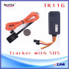 Реальное время отслежывателя GPS отслеживая свободно отслеживать платформу Tk116