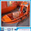 Высокоскоростные GRP голодают спасательная лодка с утверждением Solas