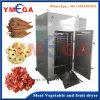 Máquina cheia do forno de secagem do alimento do ar quente de aço inoxidável