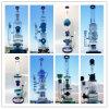 De nieuwe Inventaris Van uitstekende kwaliteit van het Asbakje van de Ambacht van het Glas van de Kom van de Kleur van de Percolator van de Buis van Handblown Borosilicate van de Fabriek van Hebei van het Ontwerp Rechte Lange voor de Waterpijp van het Glas