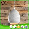 Originale che appende gli indicatori luminosi moderni del pendente del cemento