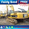 Máquina escavadora usada alta qualidade do gato 336D da esteira rolante hidráulica