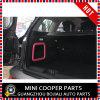 Membre d'un club rose F54 (2PCS/Set) de Mini Cooper de couverture de bordure de mémoire de joncteur réseau de couleur