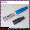 Métal de qualité estampant des ressorts de contact de batterie de support de clip