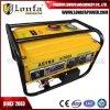 Groupe électrogène portatif de kérosène de 6.5HP 7.0HP (alternateur pur de câblage cuivre)